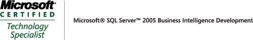 Microsoft Certified Technology Specialist für Microsoft SQL-Server 2005 Business Intelligence Development